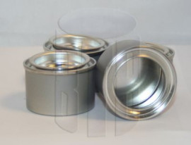 30 ml (BOX OF 891) PLAIN/PLAIN LEVER LID TIN